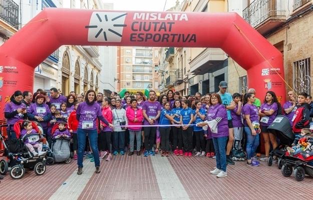 La carrera de la Dona de Mislata, una gran festa per la igualtat
