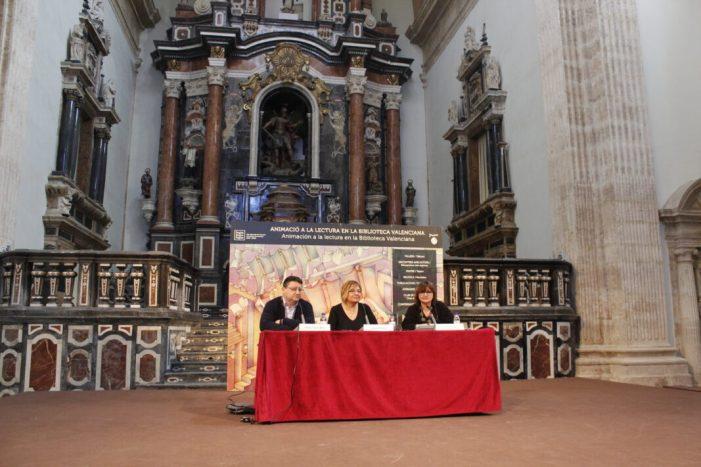 La Biblioteca Valenciana obri l'Encontre amb Escriptors amb Gemma Pasqual