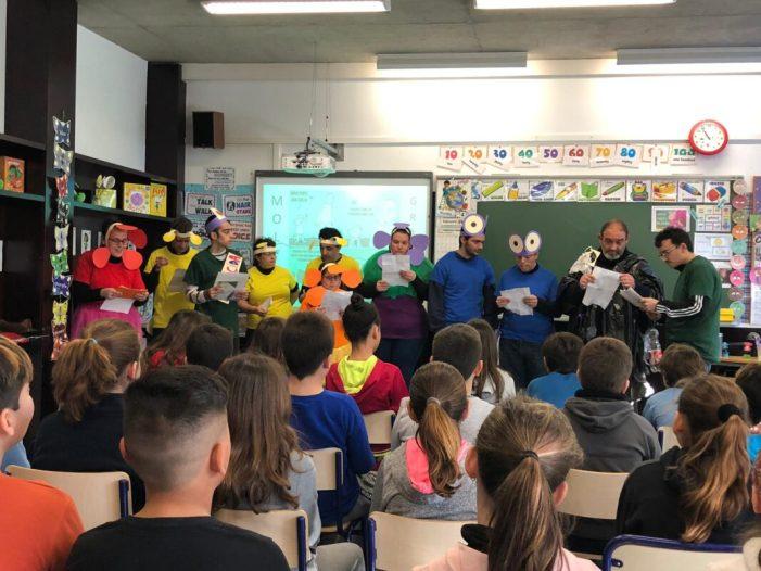 Alumnat del municipi comparteix coneixements sobre biodiversitat a les aules