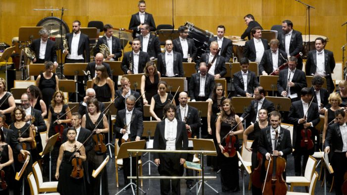 L'Orquestra Simfònica RTVE oferirà a l'abril un concert a Cullera