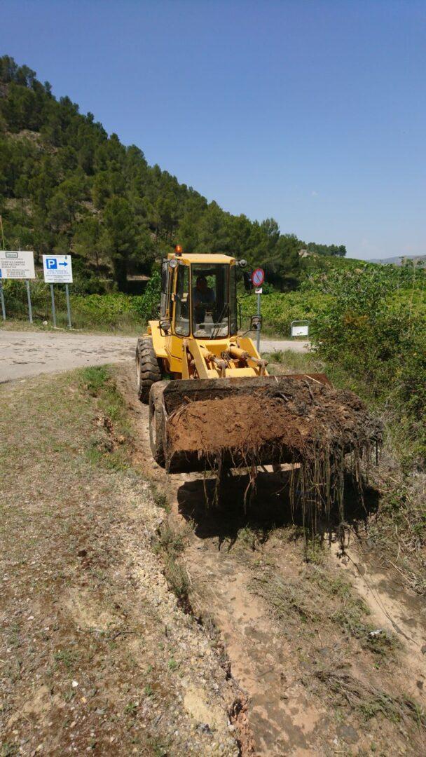 Sumacàrcer rep més de 220.000 euros per a pal·liar els desperfectes ocasionats per les pluges torrencials de 2016 i 2017