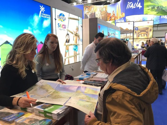Turisme promociona l'oferta turística de la Comunitat Valenciana en la fira del sector més important de Bèlgica