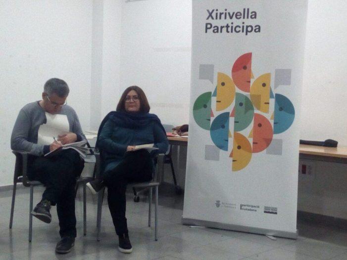 Celebrats els últims Consells  de Barri de la legislatura a Xirivella