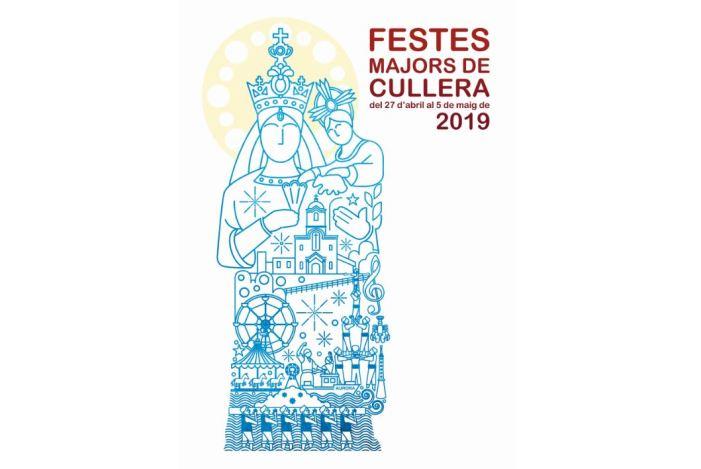 Un prestigiós dissenyador guanya el cartell de les festes de Cullera