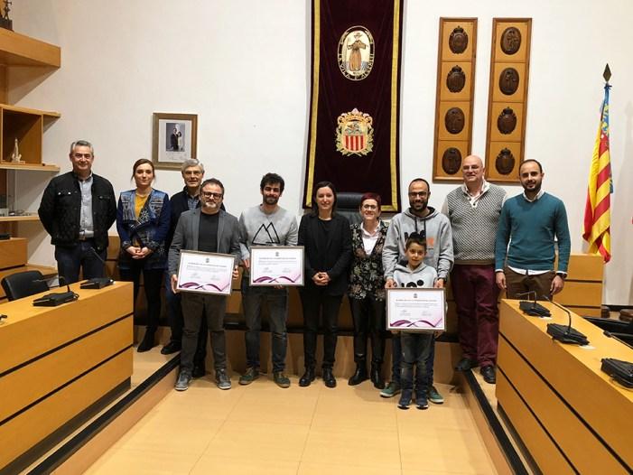 L'Ajuntament d'Algemesí ha lliurat el Premi per l'Ús i la Dignificació del valencià.