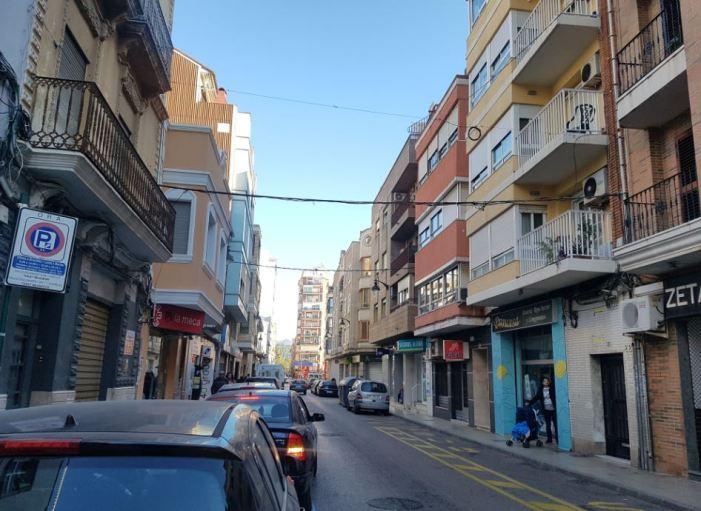El dijous 21 de març es tanca el trànsit al carrer Benito Pérez Galdós, a partir de l'encreuament de Reis Católics, per les obres de condicionament de la tercera fase al carrer