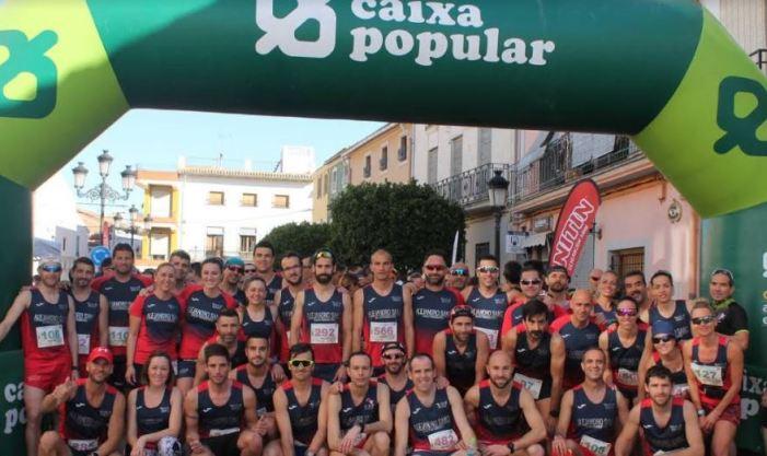 VIII Quarta I Mitja Marató d'Alcàntera de Xúquer 2019.
