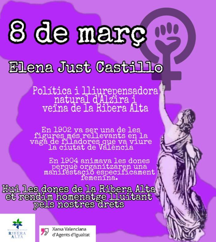L'Agència d'Igualta de la Mancomunitat Ribera Alta programa diverses activitats