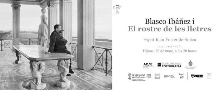 L'exposició 'Blasco Ibáñez i el Rostre de les Lletres' arriba a Sueca