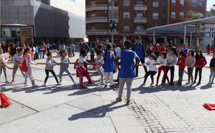 Comencen les obres de les noves zones infantils de la plaça de la Llibertat de Torrent