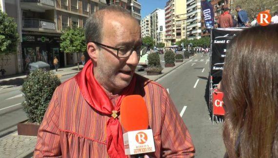 Diego Gómez ha respost a les controvèrsies sorgides a Alzira