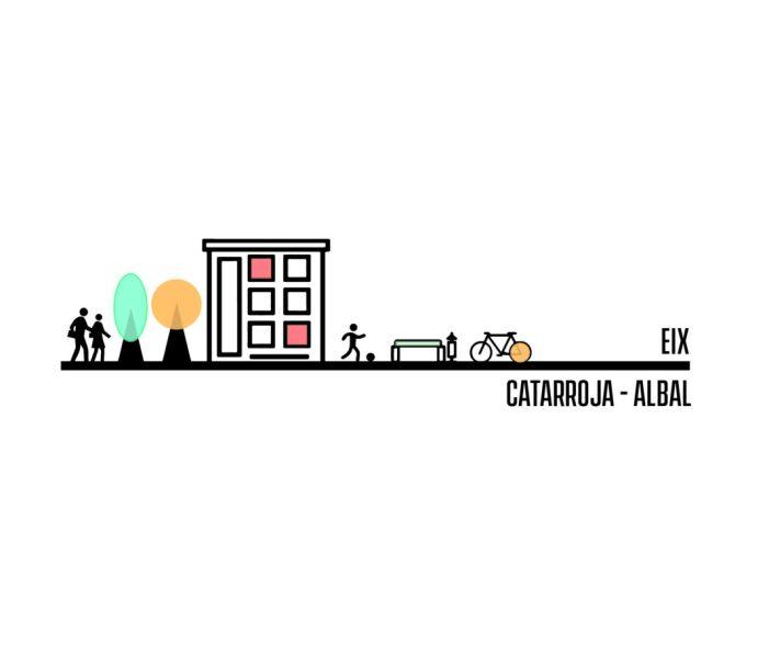 Catarroja recorre a la participació ciutadana per a reurbanitzar el límit amb Albal