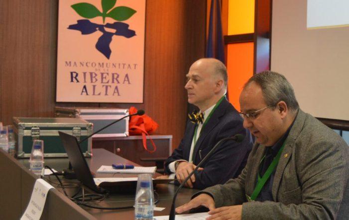 Un projecte sobre la contractació pública ecològica visita la Mancomunitat de la Ribera Alta