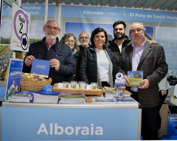Alboraia promociona el seu turisme en la Fira de les Comarques 2019