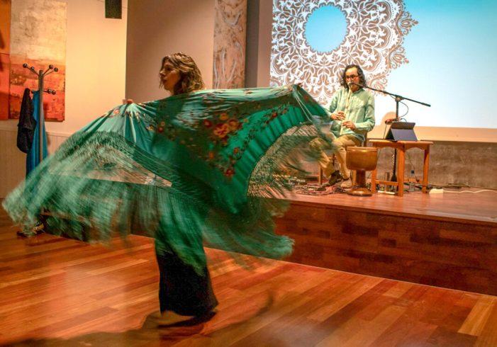 Músiques angleses, perses i dansa es donen cita en el Convent Carmen de València