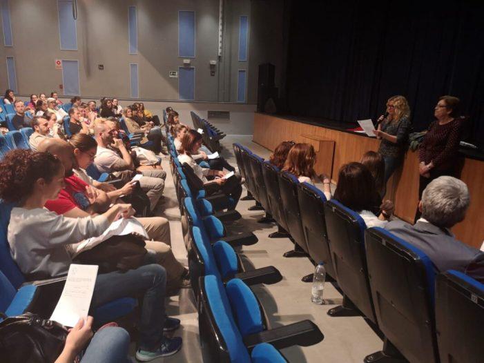 Celebrada una reunió informativa amb motiu de l'escolarització 2019-20 A Picassent