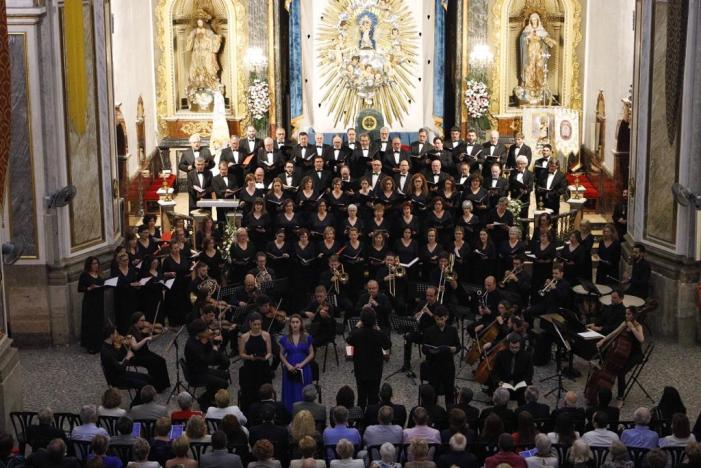 CullerArts oferix el seu segon gran concert amb l'Orquestra AIDO i l'Orfeó Valencià