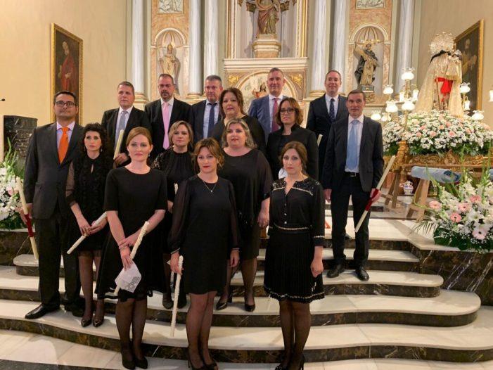 Benifaió va celebrar la festa en honor a la Verge dels Desemparats