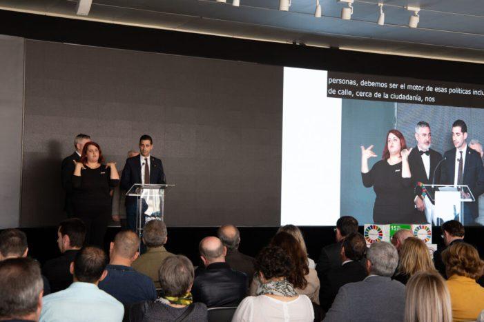 Mislata rep el Premi Accessibilitat del CERMI per ser una ciutat igualitària i inclusiva