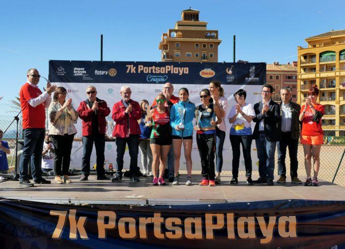 a 7K Port Saplaya recapta 5.800 euros per a 'El Sueño de Vicky'