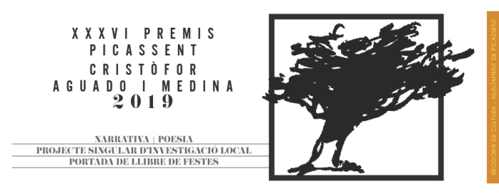 Convocats els Premis Picassent Cristòfor Aguado i Medina