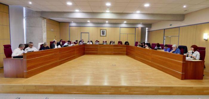 Alboraia celebra l'últim Ple de la legislatura