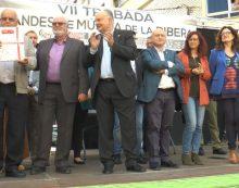 Bandes i Societats Musicals dels diferents municipis de La Ribera Alta s'han concentrat al municipi per gaudir de la música.