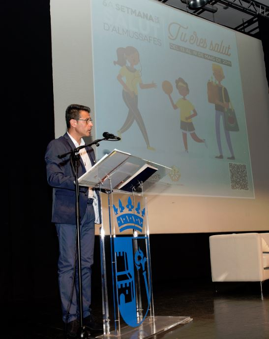 'Almussafes Camina' arranca en la VI Setmana de la Salut del municipi