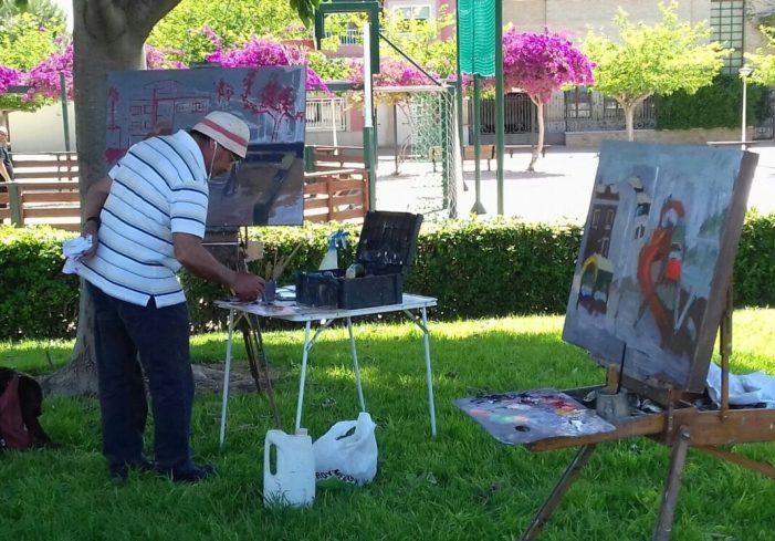 Almussafes convida al col·lectiu d'artistes valencians a participar en la V Trobada de Pintors