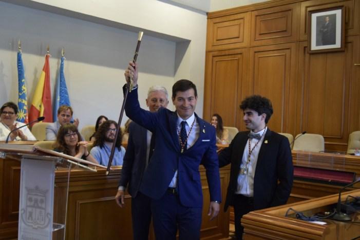Rafa García elegido Alcalde de Burjassot por mayoría absoluta