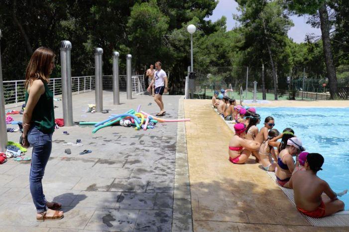 Més de 600 xiquets i xiquetes gaudeixen dels Campus Esportius de Torrent