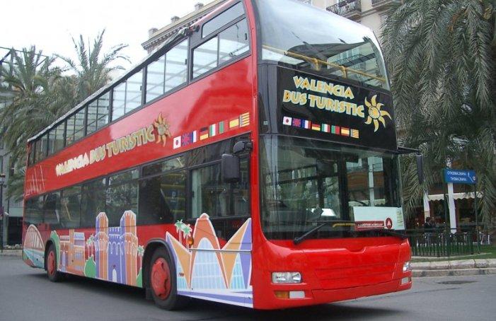 L'Ajuntament de València prorroga un any la concessió del Bus Turístic per garantir el servici mentre ultima el pròxim projecte