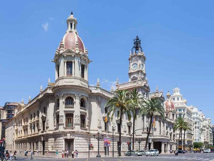 Dissabte 15 de juny, es constituirà la nova corporació de l'Ajuntament de València