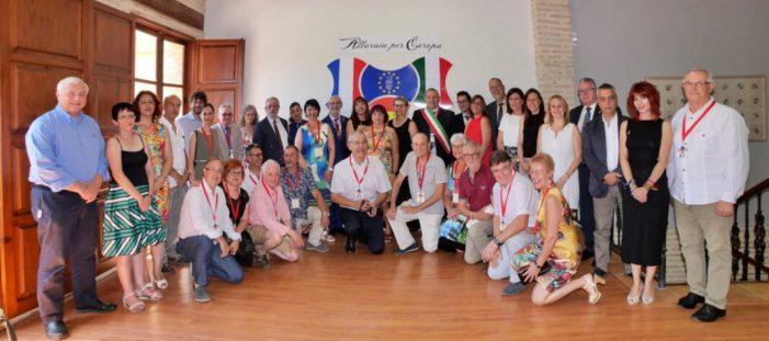 Alboraia s'agermana amb el poble italià Santa Lucia di Piave