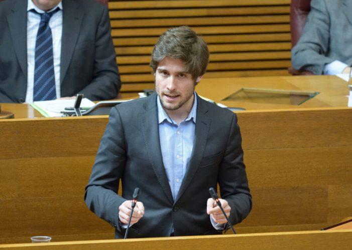 """Caballero: """"És lamentable que Puig ens porte a liderar la destrucció d'ocupació a nivell nacional"""""""