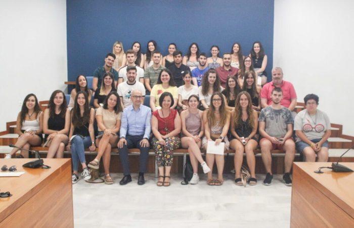 32 joves comencen les seues pràctiques a l'Ajuntament d'Alaquàs