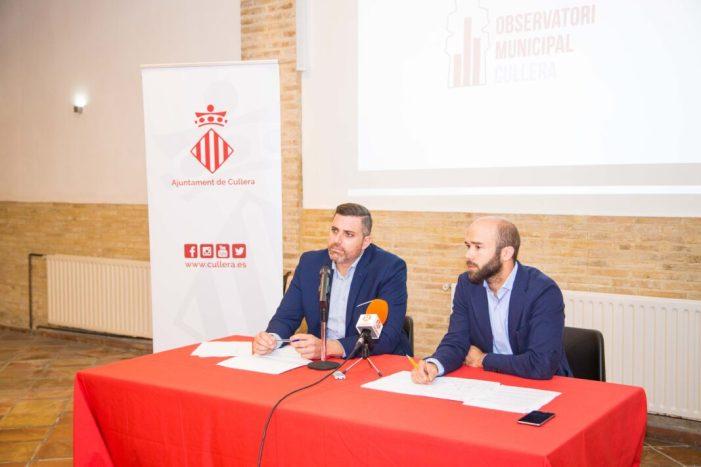Hugo Font (Compromís) s'incorpora a l'equip de govern de Cullera