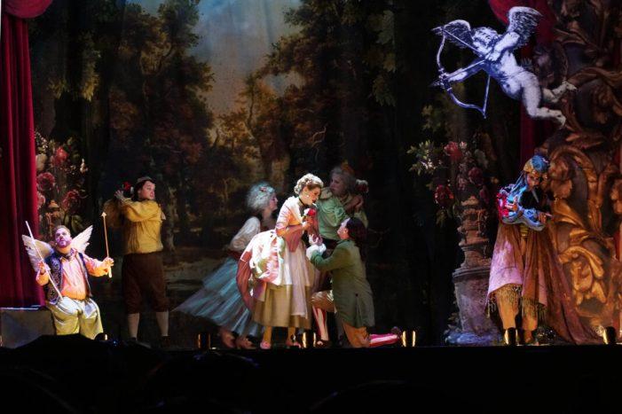 Òpera: de Les Arts, a la plaça Major d'Alzira