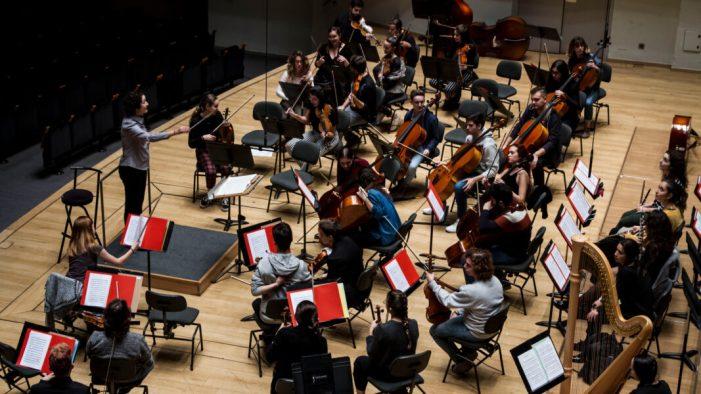 Obert el termini de les proves d'accés per a l'Orquestra Filharmònica de la Universitat de València