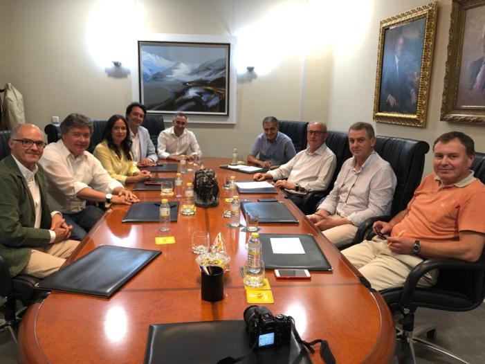 "Luis Santamaría: ""Pedro Sánchez ha traït als agricultors i ramaders valencians en utilitzar-los de moneda de canvi en l'acord de Mercosur"""