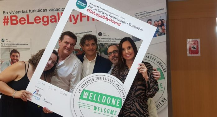 Turisme i Fevitur presenten en Invat·tur la nova campanya 'Welldone, Welcome'