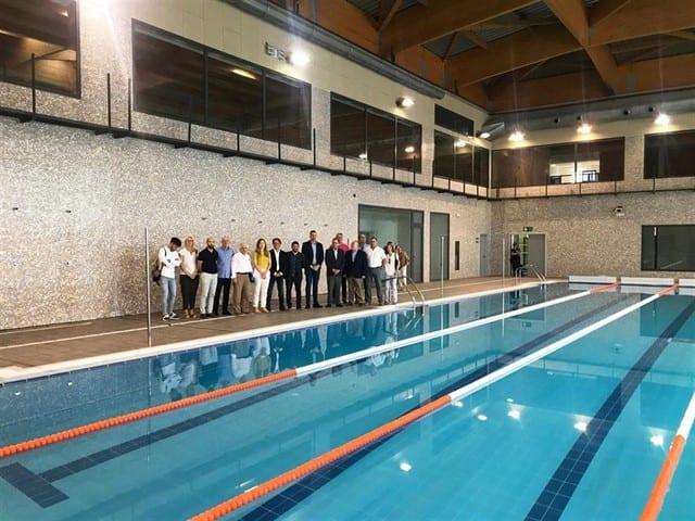 """Marzà: """"Destinem 2 milions d'euros per a completar la piscina coberta de Cullera"""""""