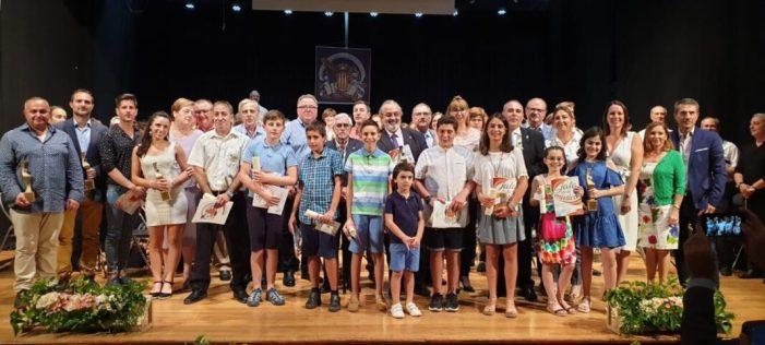 Musical, guardonat amb els Premis Fideu a la Gala de la Música de Montcada