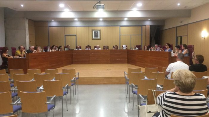 El Ple d'Alboraia aprova la felicitació a dos agents de Policia Local