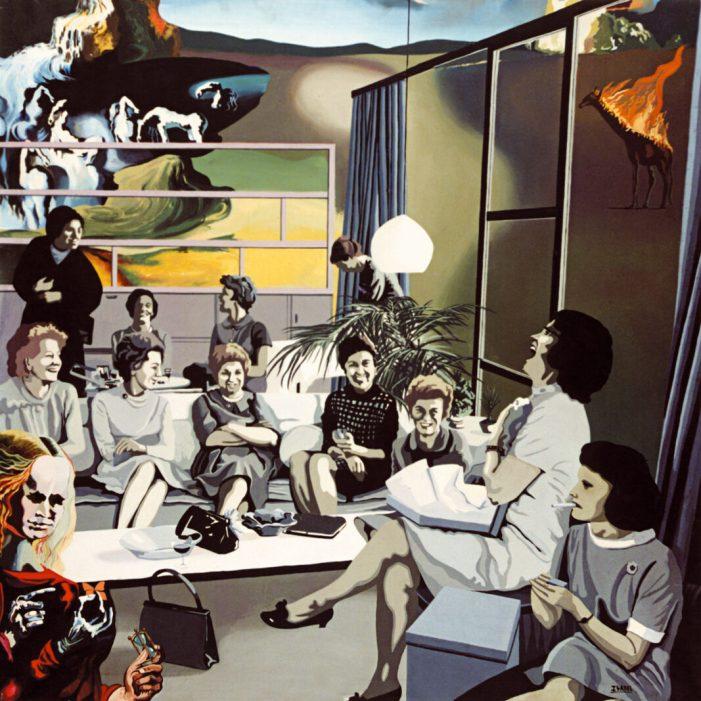 La Col·lecció Martínez Guerricabeitia inaugura a La Nau l'exposició 'Isabel Oliver. Quaranta anys d'art compromés (1970-2009)'