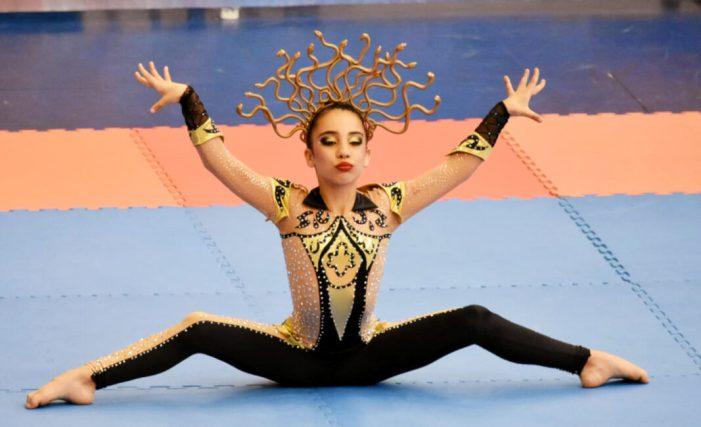 La jove paiportina Sheila Simó revalida el títol de campiona d'Espanya individual de Fit Kid