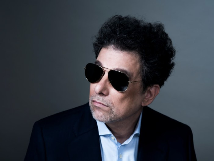 Andrés Calamaro presenta el seu últim treball,Cargar la suerte, als Concerts de Vivers