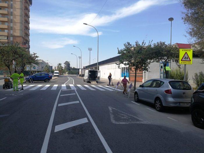 El veïnat de Beteró de València podrà accedir al seu barri des de l'avinguda de Tarongers