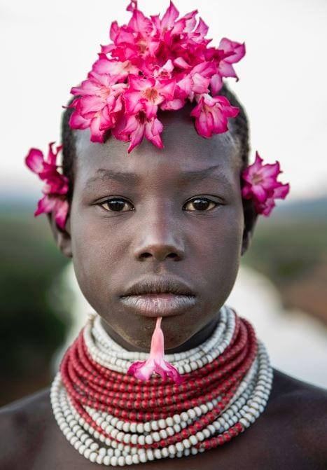 Alberic s'endinsa a l'Àfrica verge