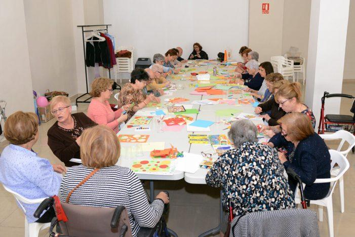 Benestar Social  amplia en 100 places l'oferta dels Tallers per a l'Envelliment Actiu a Paiporta